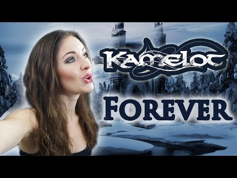 Kamelot - Forever 📌  (Cover by Minniva featuring Daniel Carpenter)