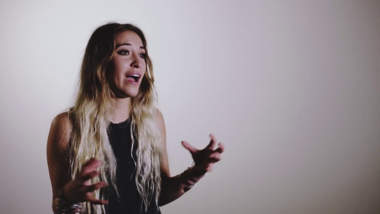 Lauren Daigle - Lyrics Of 'Almost Human' - YouTube