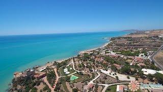 Eurocamping Due Rocche in Sicilia, tra Licata e Gela