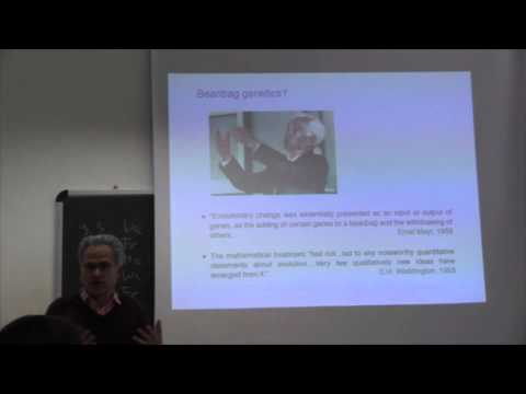 J. Krug. Statistical Physics of Biological Evolution 1