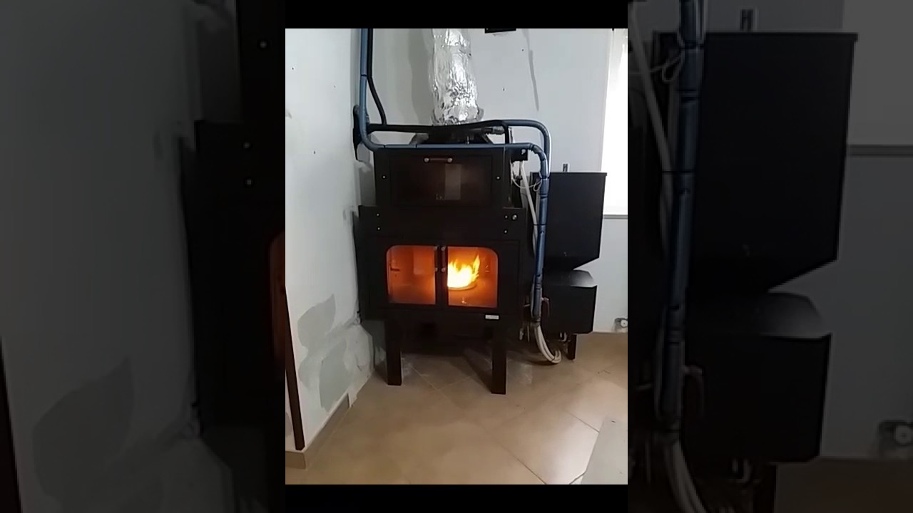 Termocamino ftl con forno genius combinato legna pellet for Ftl termocamini