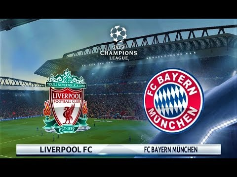 Fc Bayern Vs Liverpool