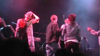 Chairlift - I Belong In Your Arms Live January 23 2012, The Bowery Ballroom NY