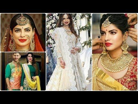 Priyanka Chopra Wedding Pics Are So Stunning
