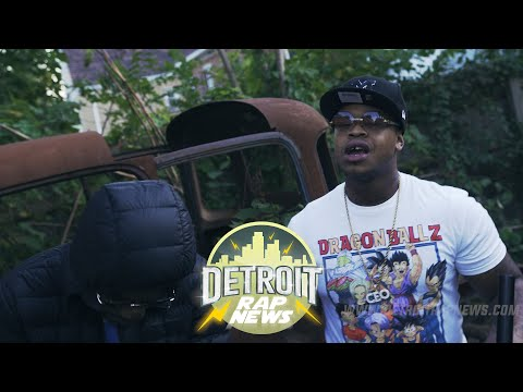 """Chane X Brick Face – """"Buffed Up"""" DetroitRapNews (Official Video)"""