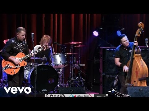 The Reverend Horton Heat - Spend a Night in the Box