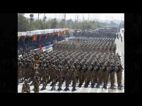 Iran war army