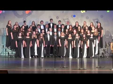 Thunderbird High School Orchestra and Choral Concert 5-13-16