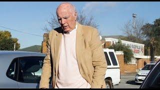 SA convicts ex tennis doubles star Bob Hewitt of rape