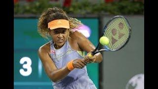 2018 Indian Wells Third Round | Sachia Vickery vs. Naomi Osaka | WTA Highlights