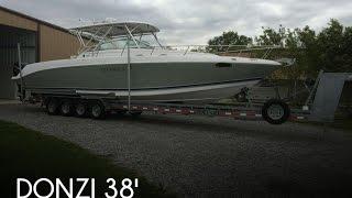 [SOLD] Used 2008 Donzi 38 ZSF Sportfish Cruiser in New Liberia, Louisiana