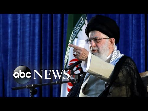Trump announces new sanctions against Iran, its supreme leader