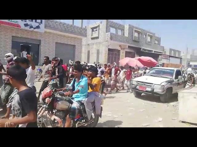 عزان تحتفل بعودة النخبة الشبوانية 2 سبتمبر 2019