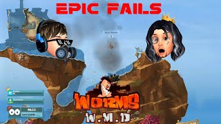 Worms WMD Epic Fails