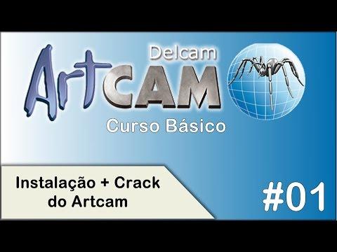 Artcam - Instalação + Crack + Dicas - YouTube