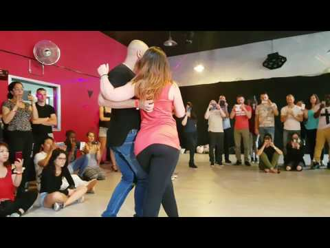[ Despacito - Kizomba Version ] Moun & Elodie @ Urban Kiz Festival 2017