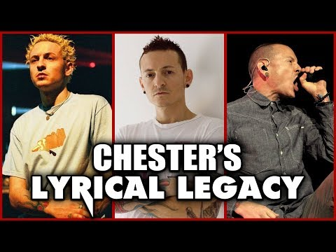 7 Hauntingly Painful Linkin Park Lyrics (RIP Chester Bennington)