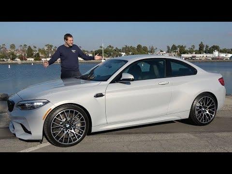 BMW M2 Competition - это крутейшая машина М серии