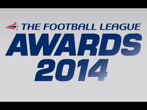 WATCH: The Football League Awards 2014