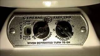 GE Monitor Top Refrigerator Compressor Seized - 5 - New Paint and test run!