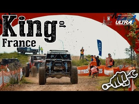 Ultra4 Europe King of France 2016