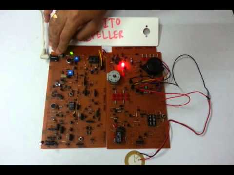 how to make mosquito killer circuit