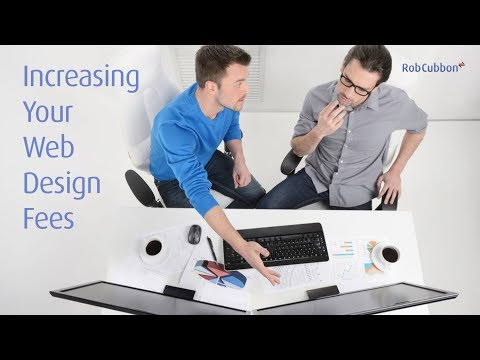 How To Increase Your Web and Graphic Design Fees
