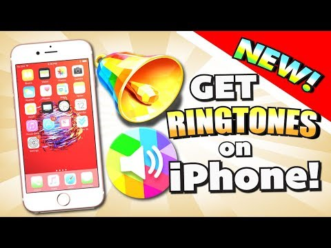 FREE Download & Install Ringtones for iPhone (NO JAILBREAK) - iPhone 7/6S/6/5S/5/4 (FASTEST WAY!)