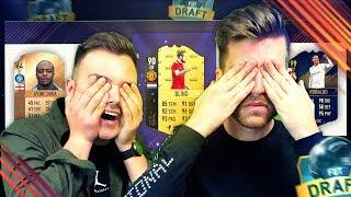 FIFA 18: BESTRAFUNGS BLIND FUT DRAFT vs TISI SCHUBECH ⚔️
