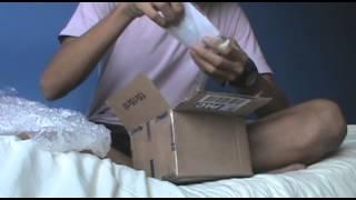unboxing cubo magico 4x4x4 shengshou e pyraminx qj