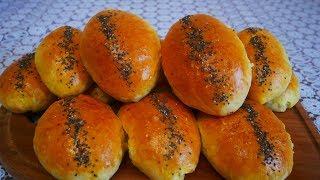 Рецепт ЛЮБИМЫХ пирожков с капустой ВКУСНЕЙШЕЕ дрожжевое тесто Пирожки в духовке