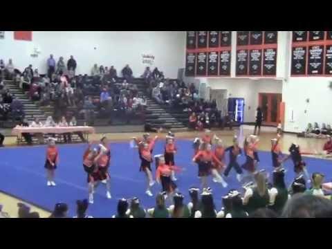 Nokesville Elementary School Cheer 2015
