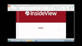 InsideView - Inside Sales Intelligence for Microsoft Dynamics CRM