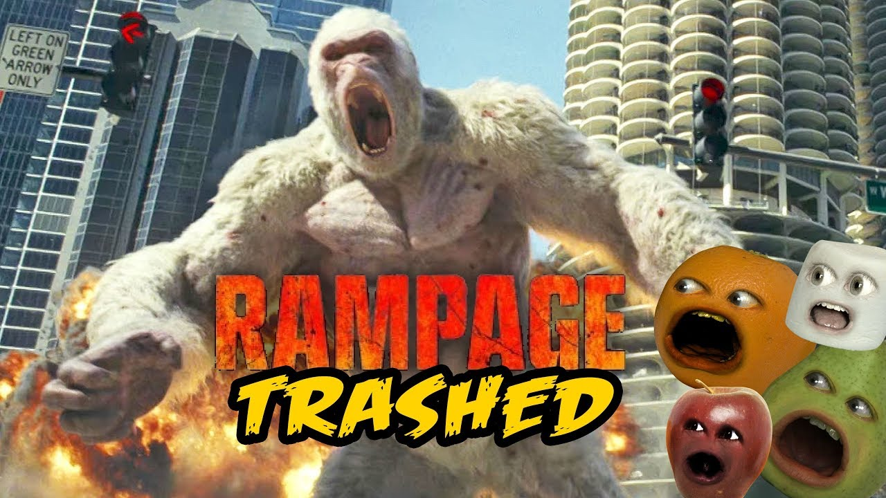 Trailer Trashed Avengers Infinity War Annoying Orange Dailymotion