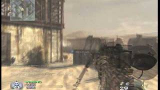 MW2 Intervention Sniping Tips 3 (Quickscoping & Preferences)