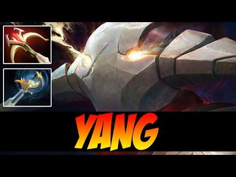 Yang Plays Sven - 8300 MMR - Dota 2