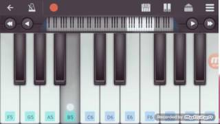 lollipop lagelu bhojpuri song on perfect piano