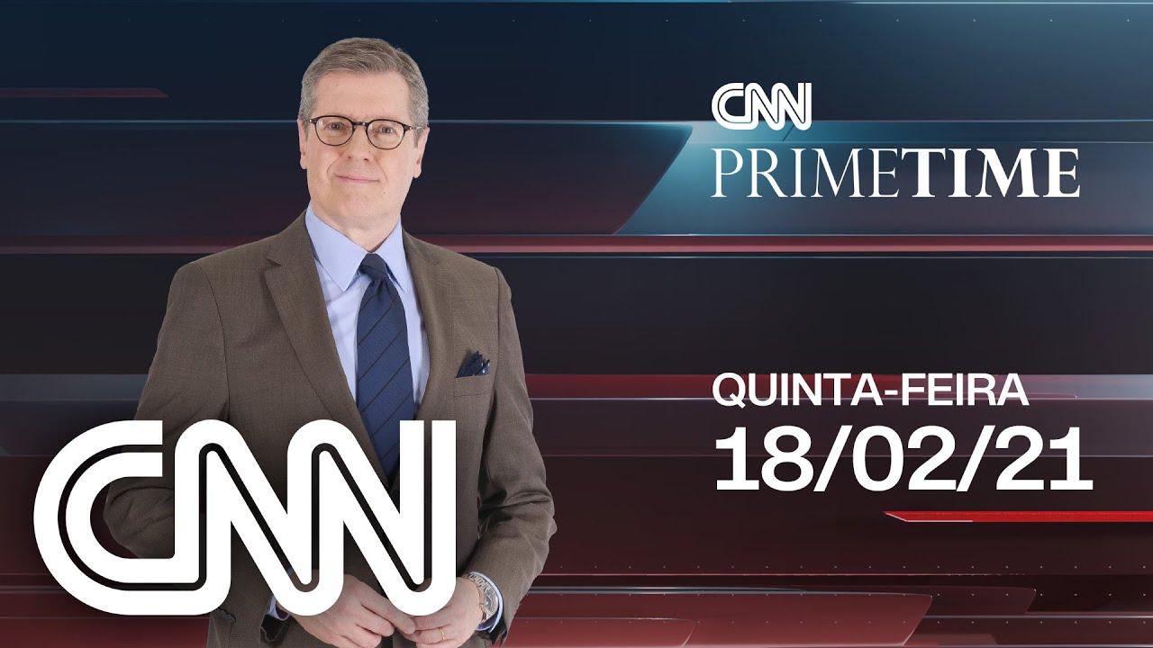CNN PRIME TIME - 18/02/2021