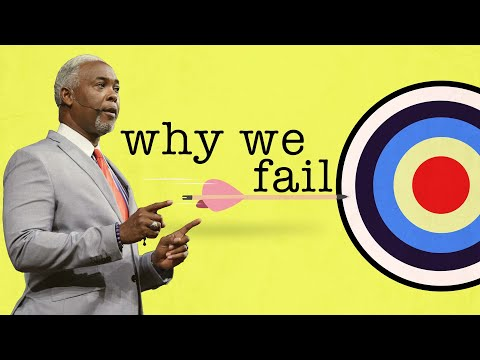 Why We Fail | Bishop Dale C. Bronner | Word of Faith Family Worship Cathedral