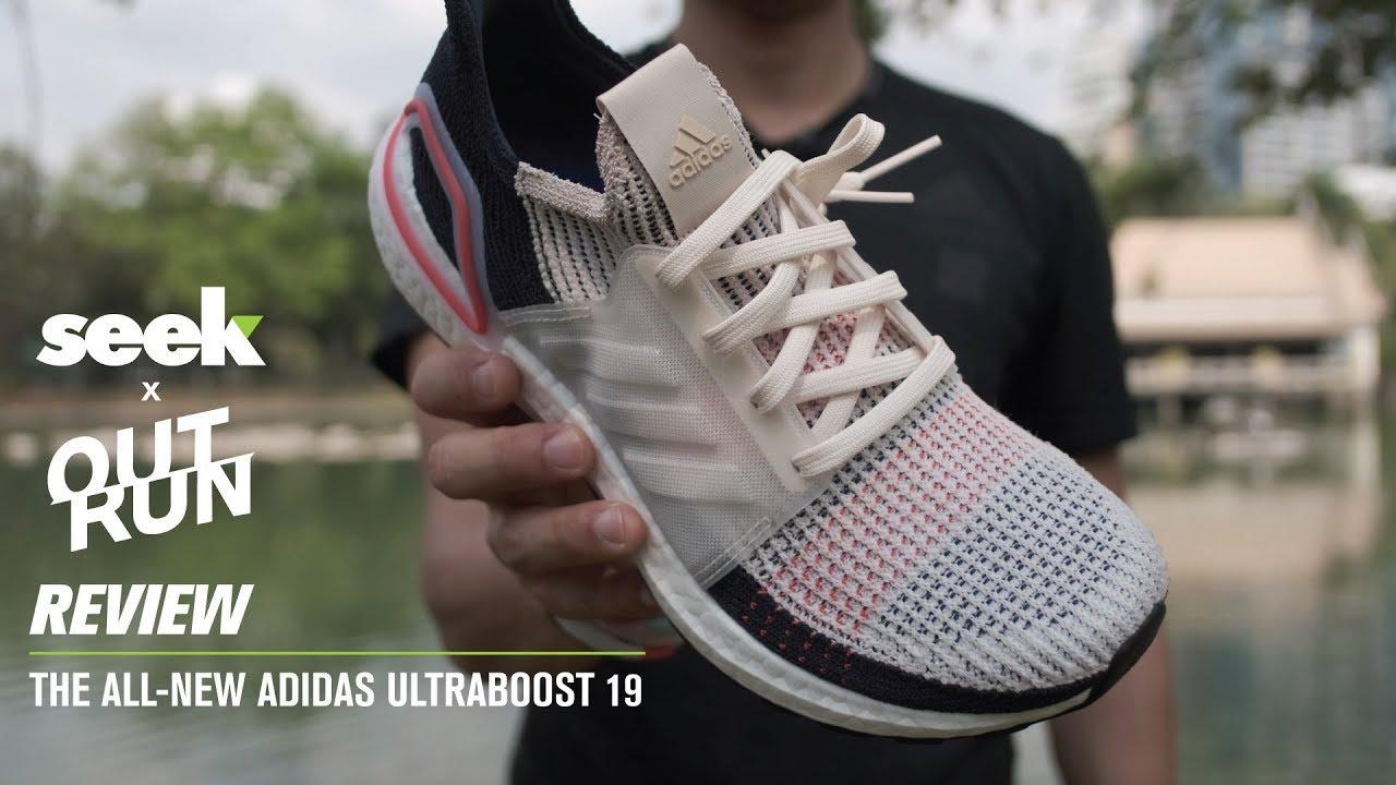 SEEK x OUT RUN : adidas UltraBOOST 19 Review (Thai)