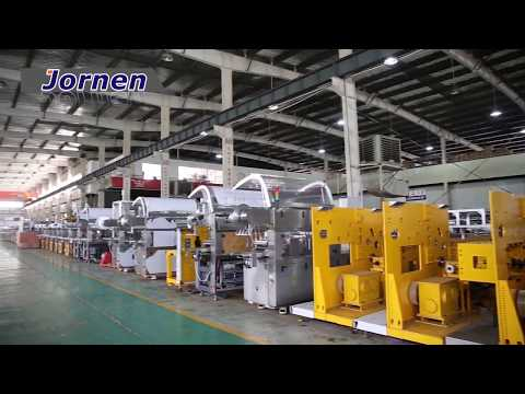 Jornen's Headquarters And Production Plants In Shanghai
