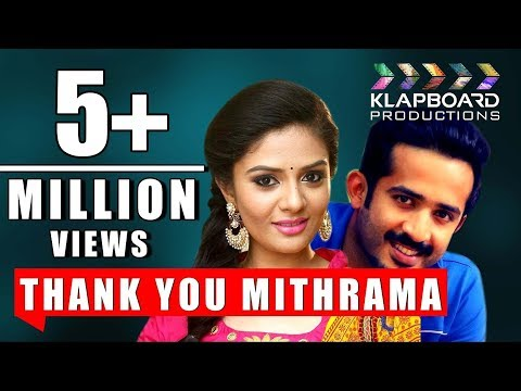 Thank you Mithrama || Anchor Ravi || Sree Mukhi || RK Nallam || Klapboard || Directed by Rakesh