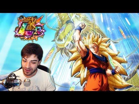 GOKU SUPER SAIYAN 3 LR TEAM HEROES: UNA ROBA STUPENDA A DIR POCO! - Dragon Ball Z Dokkan Battle ITA