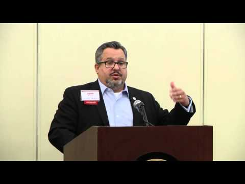 3rd Annual Global Supply Chain Summit (2015)- Port Solutions Panel 1