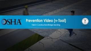 Falls in Construction/Bridge Decking