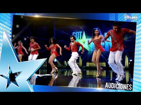 ¡SAMBA! Este grupo hizo bailar a todos