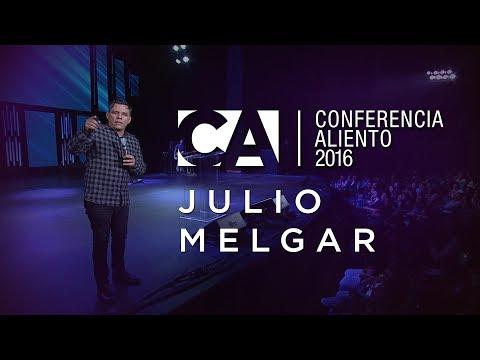 Conferencia Aliento 2016 Session - Julio Melgar