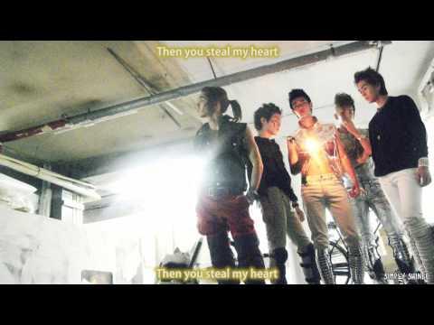 SHINee (샤이니) Electric Heart Eng Sub+Han/Rom