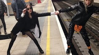 Repeat youtube video 3 Students Dead After Taking A Selfie On Train Tracks