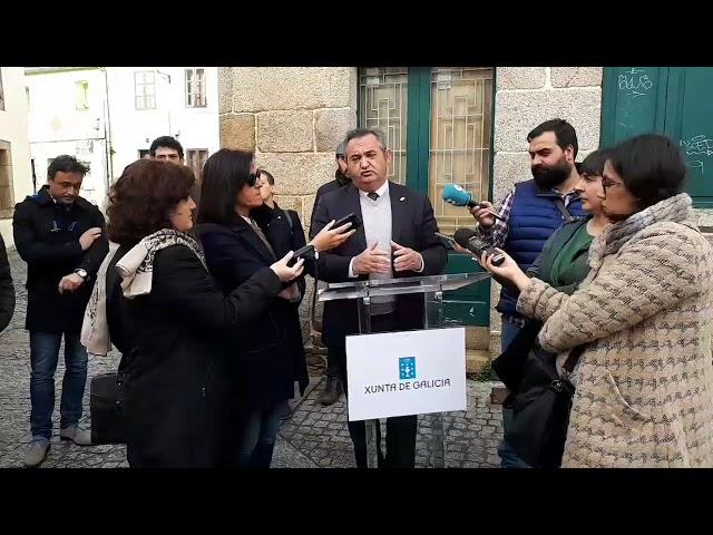 El Progreso TV ► Balseiro recoge el guante de Méndez sobre los locales de A Tinería